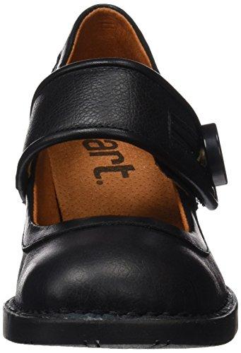 ART Damen 0089 Memphis Bristol Hohe Absätze mit Geschlossener Spitze Schwarz (Black)