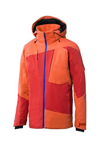 Phenix Herren Mush III Jacket Skijacke Red S