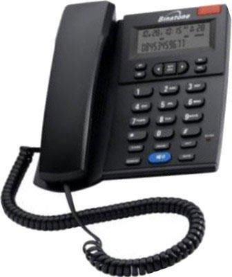 Binatone Concept 700 Corded Landline Phone (Black)