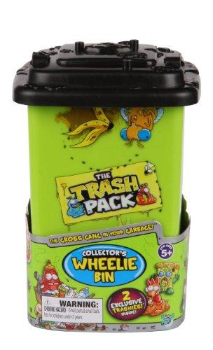 Los Basurillas - Wheelie Bin Collectors Case