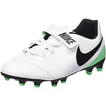 Nike Tiempo Rio III (V) FG Botas de fútbol, Unisex Infantil
