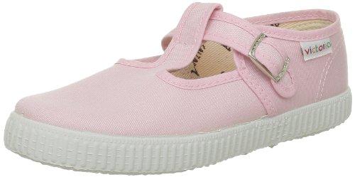 Victoria Sandalia Hebilla Lona, Chaussures à lacets mixte enfant