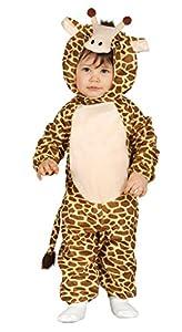 Guirca- Disfraz jirafa baby, Talla 12-24 meses (85992.0)
