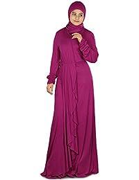 MyBatua Women's Iba Jersey Abaya Online