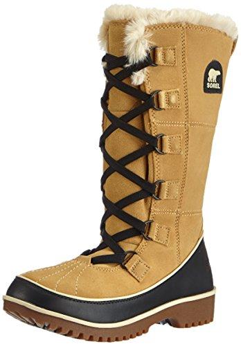 Sorel Tivoli High II, Stivali a gamba alta Donna Marrone (Curry 373Curry 373)