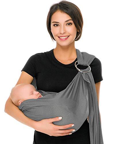 CUBY Einstellbar Babytragen Babytragetücher Baby Kinderbetreuung Sling