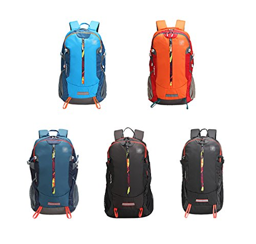 zaino trekking Outdoor Backpack Sport Alpinismo Bag Spalla Uomini borsa e Donne Sport Leisure Travel Escursionismo Borsa 30L Zaini da escursionismo ( Colore : C ) D