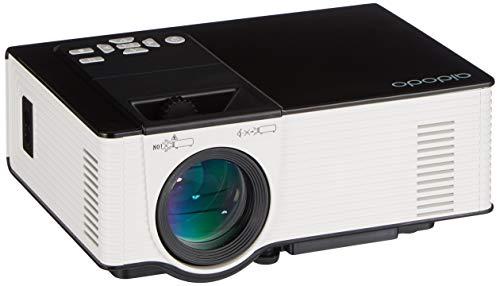 AIDODO Vidéoprojecteur- OMAS Full HD 1080P 1800 Lumens LED Mini LCD...