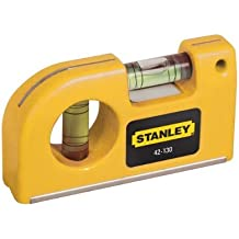 Stanley 0-42-130 - Nivel de bolsillo