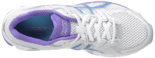 Asics Gt 1000 W, Scarpe da Corsa Donna Bianco (White)
