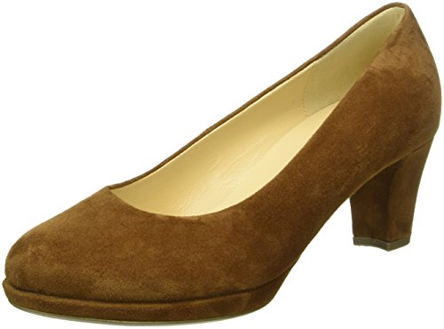 Gabor Fashion, Escarpins Femme Marron (Copper 12)