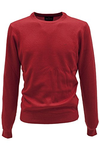 Essential Pullover Narbonne mit Cashmere Anteil Red