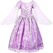 2e316d2c6e93 NNDOLL Costume Halloween carnevale sofia vestito bambina principessa abito  100