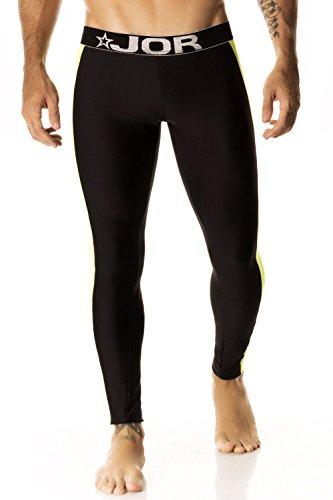 JOR RUNNER Leggings XL, schwarz