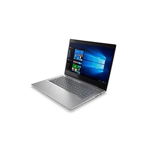 Lenovo Ideapad 520S-14IKB - Ordenador Portátil de 14' FullHD (Intel Core i3-7100U, 4GB de RAM, 128GB de SSD, Intel HD Graphics 620, Windows 10 Home) Plateado - Teclado QWERTY Español