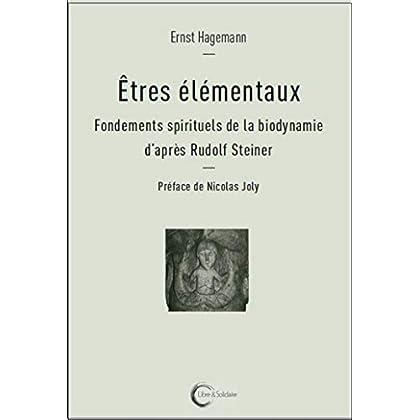 Etres élémentaux : Fondements spirituels de la biodynamie d'après Rudolf Steiner