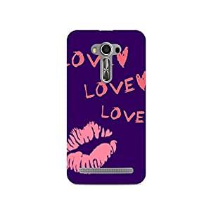 TAZindia Printed Hard Back Case Cover For Asus Zenfone Laser 2 ZE550KL