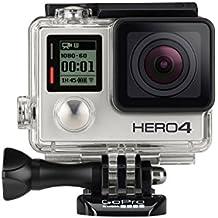 VIDEOCAMERA ACTION CAMERA GOPRO HERO (Ricondizionato Certificato) (HERO 4 SILVER)