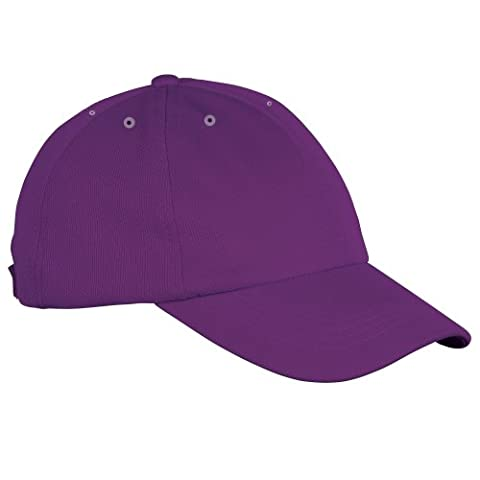 Just Cool Sport Baseball Cap With Neoteric Wicking Technology (30 Colours) (One Size) (Magenta Magic)