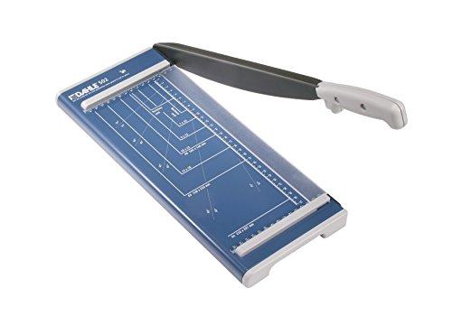 Dahle 502 Hebelschneider (Schnittlänge: 320 mm, DIN A4) blau Test