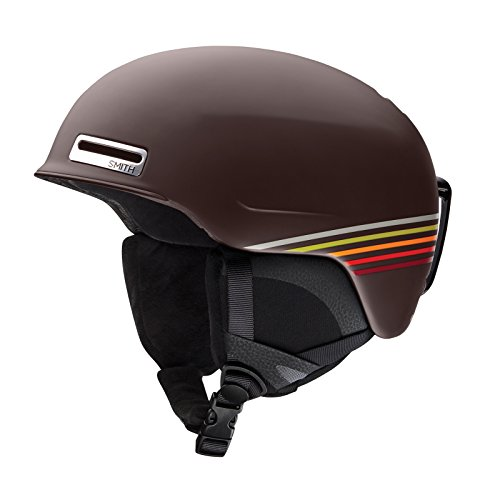 SMITH Erwachsene Maze-AD Skihelm, Mtt Morel Sunset, L (Smith Erwachsenen Ski-helm)