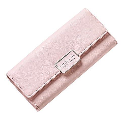 Fanmingsidi , Damen-Geldbörse pink hellrosa