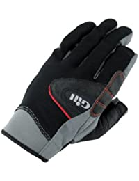 Gill Championship Long Finger Sailing Gloves Black 7251