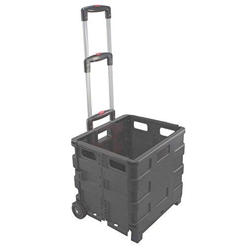 Faltbare Einkaufswagen - Volumen 35 Liter - Max Last 25 ()