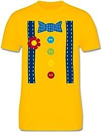 Suchergebnis Auf Amazon De Fur Clown T Shirt Fasching Karneval