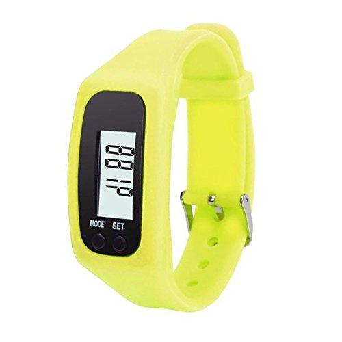 Schrittzähler MüHsam 2019 Neue Lcd Multifunktions Schrittzähler Walking Schritt Zähler Kalorien Berechnung Zählen Gesundheit Überwachung