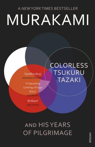 Colorless Tsukuru Tazaki And His Years Of Pilgrimage (Vintage Books)