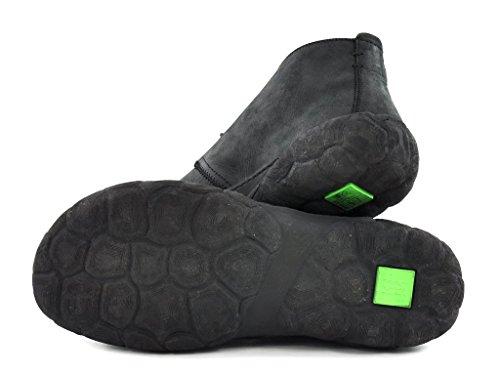 El Naturalista  N5081 Black, Chaussures de ville à lacets pour homme Noir