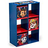 Delta Children 6 Cubby Storage Unit, Nick Jr. PAW Patrol