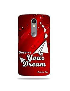 alDivo Premium Quality Printed Mobile Back Cover For MOTO X PLAY / MOTO X PLAY Back Case Cover (MKD1013)