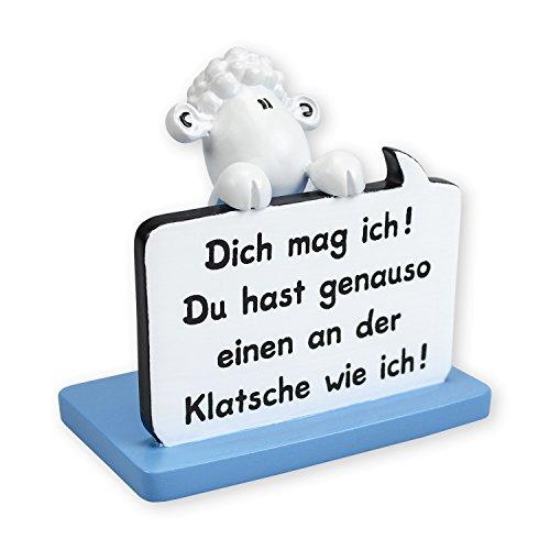 """Sheepworld Motiv """"Klatsche"""""""