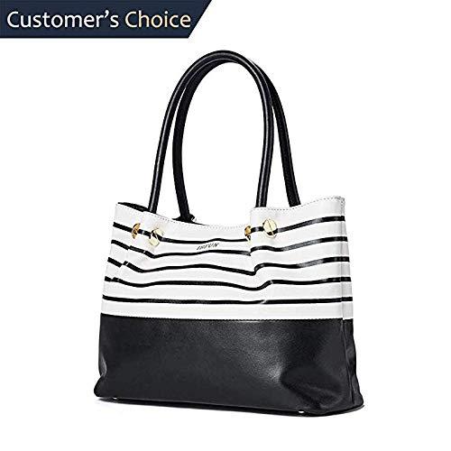 ae80e17c92f6c Handtasche Streifen günstig kaufen mit Erfahrungen von Käufern ...