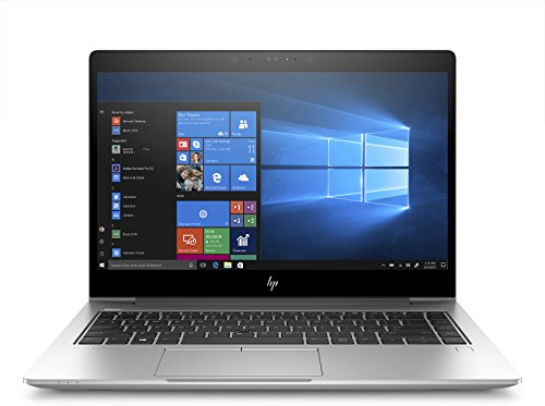 HP Elitebook 840 i5 14 inch IPS SSD Silver