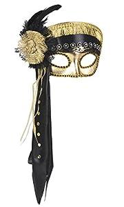 Boland 00268Ojo Máscara Venice faraone, Disfraz, One Size