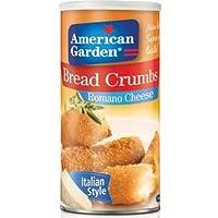 American Garden Romano Cheese Italian Style Bread Crumbs - 425 gm
