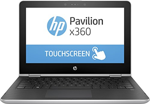 HP Pavilion x360 11-AD031TU 11.6-inch Laptop (7th Gen Intel Core...
