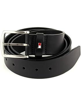 TOMMY HILFIGER New Denton Belt 4.0 W80 Black