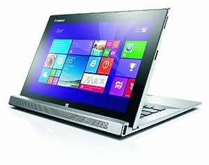 """Lenovo Miix 2 11 59412080 PC portable tactile 11,6"""" Gris (Intel Core i3, 2 Go de RAM, Disque dur 128 Go, Windows 8.1)"""