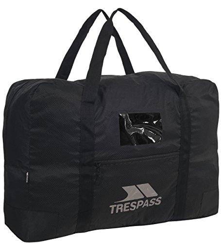 Trespass Foldall Sac fourre-tout Noir