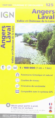 TOP100125 ANGERS/LAVAL 1/100.000
