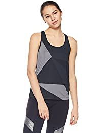 Under Armour Geo Run Women's Empire Tank Top
