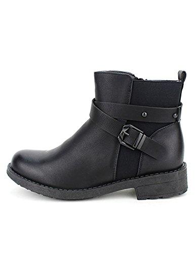 Noires Femme Cinks Cendriyon Noir Saqxwp4 Be For Chaussures Bottines q7U6z