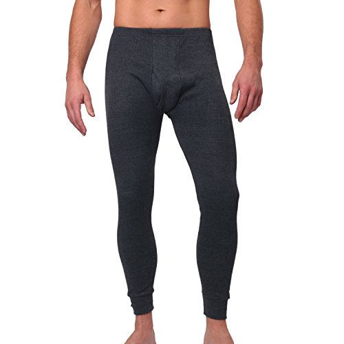 MT® Thermo Light Herren Thermo Unterhose lang Anthrazit-L