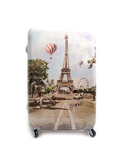 Trolley Y Not misura grande Parigi Tour Eiffel