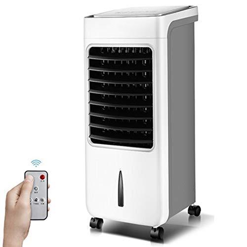 Verdunstungs-Sumpfkühler, 12-Stunden-Timing/Weitwinkel-Luftversorgung, kleine Klimaanlage, Kühlfläche von 330 Quadratmetern, Weiß, 66 cm (66 Quadratmeter)