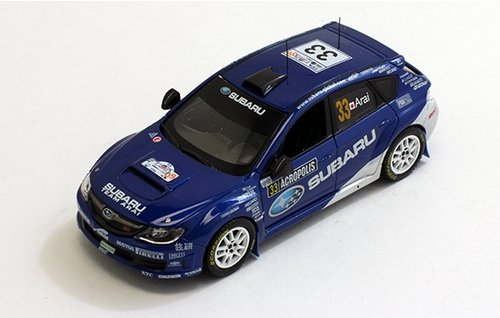subaru-impreza-n33-10th-acropolis-rally-2009-tarai-gmc-neall-143-j-collection-auto-rally-modello-mod